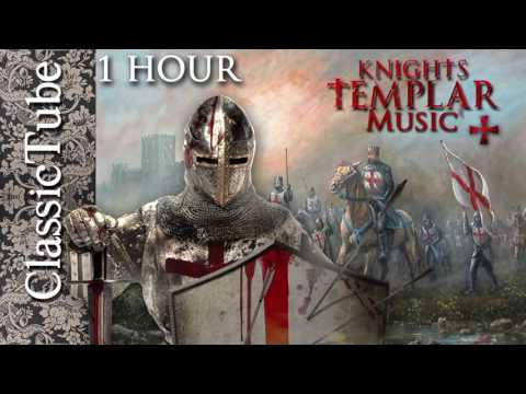 ♫ Knights Templar Music▕   1 HOUR▕   Roman Crusades ✞ Catholic Chant