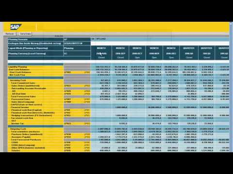 Sap businessobjects planning and consolidation bpc for For planner