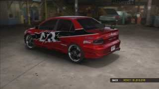 Midnight Club Los Angeles | The Fast And The Furious: Tokyo Drift Cars