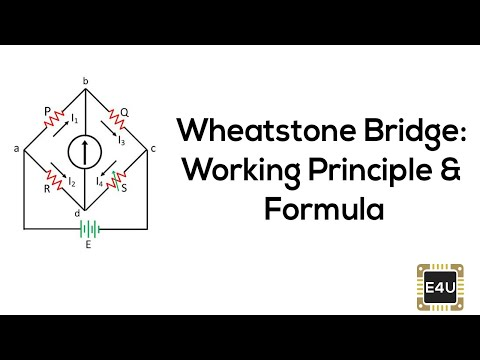 how to make wheatstone bridge