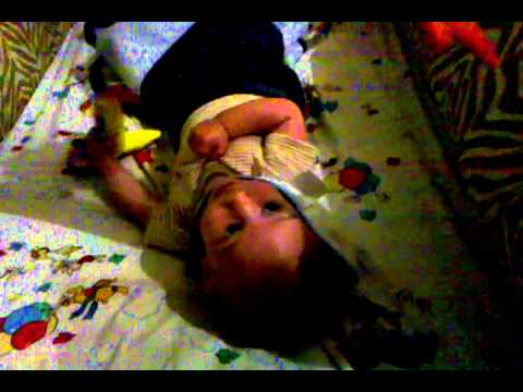 Snake attacks baby - YouTube