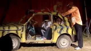 Fantástico Circo Show - Táxi Maluco.