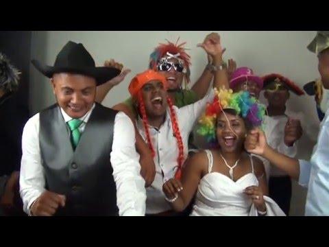 Fabian & Cindy Timm Wedding Slow Mo Booth - YouTube