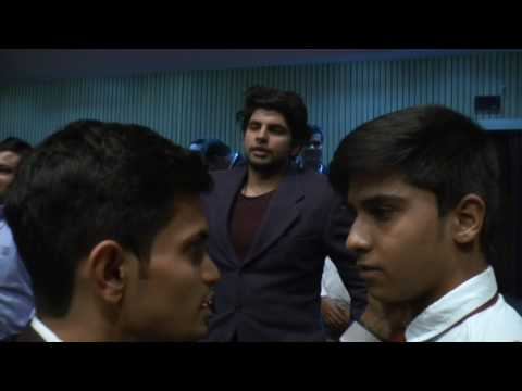 superb interaction  again by Rohit Sharma