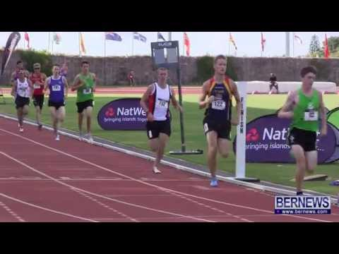 Men's 1500 At NatWest Island Games, July 19 2013