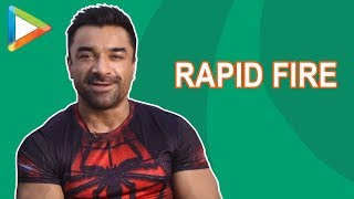 CONTROVERSIAL: Ajaz Khan's rocking rapid fire on Narendra Modi, Salman Khan & others