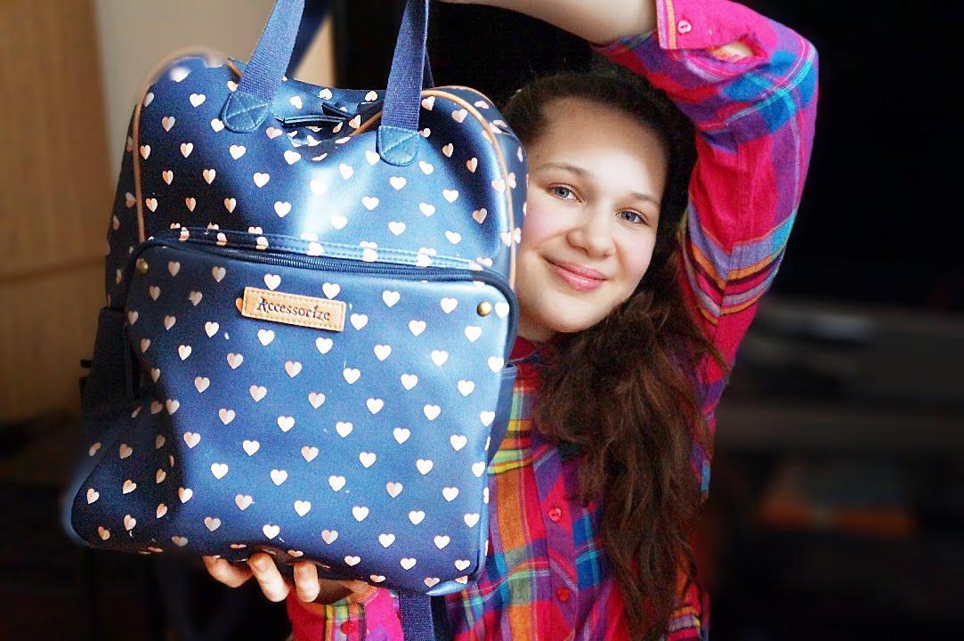 Ютуб что в моем школьном рюкзаке детский рюкзак samsonite sammies dreams u22 063
