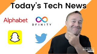 Dfinity's ICP crypto complaint, Snap/Twitter earnings, China's e-learning crackdown & more   E1252