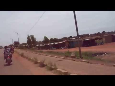LA CAPITAL DU BURKINA FASO - OUAGADOUGOU