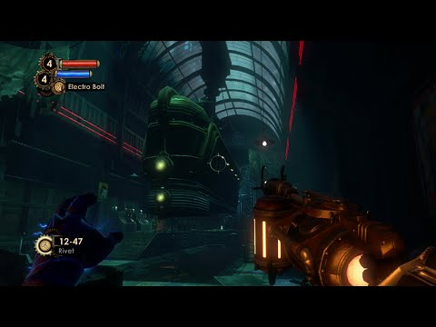 Let's Play Bioshock 2 Part 5: The Atlantic Express