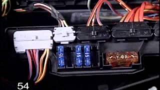 Реле К40 арналған W210 шанағында.