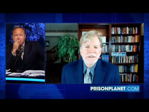 Alex Jones Debates David Duke, 'Jewish Question' Becomes Contentious