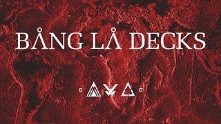 Bang La Decks - Montego (Cover Art)