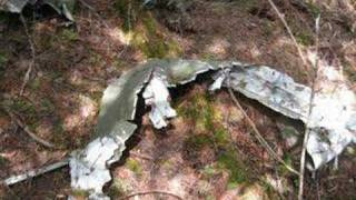 "B-25C ""MITCHELL"" Plane Crash Site Perham, Maine"