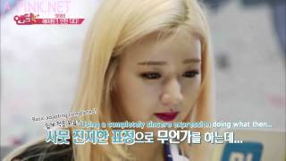 [APINKSUBS][150811] Entertain K! News - A Pink's One Day Intern - Chorong & Bomi