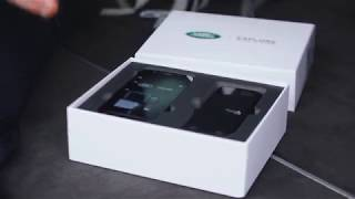 Unboxing the Land Rover Explore Phone | Land Rover Explore