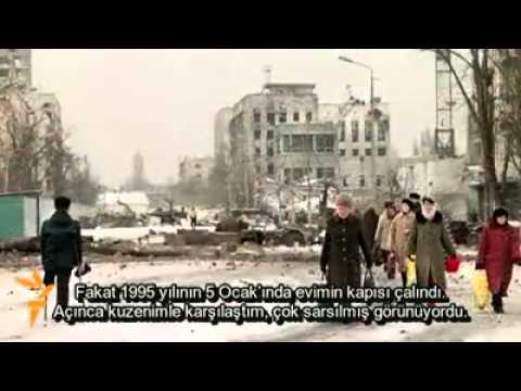 Yeryüzünde Bir Cehennem - Grozni 1995