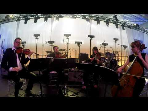 Yellow - String Quartet COVER- Coldplay