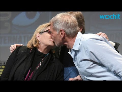 Carrie Fisher Regrets Revealing Harrison Ford Affair