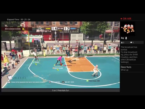 3 on 3 freestyle matches