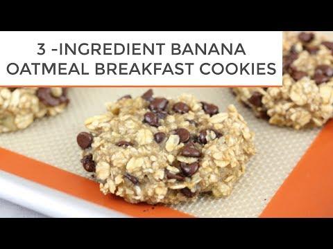 3-ingredient-banana-oatmeal-breakfast-cookies
