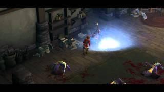 Diablo 3: Barbarian Playthrough #20 - w/TLV - ACT 1 - WORTHAM and MAGHDA