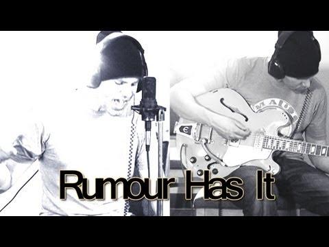 RUMOUR HAS IT - Adele cover (Chris Commisso)