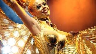 Ophelia Overdose - Millennium Robot performance