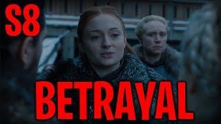 SEASON 8 Sansa's Betrayal Over Jon Snow Confirmed ?   Game of Thrones