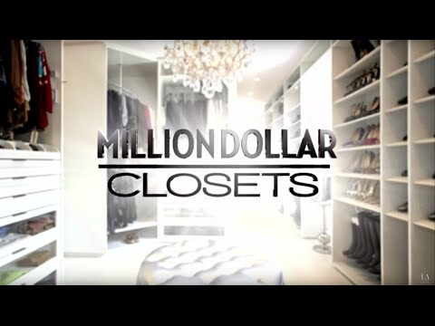 Million Dollar Closets with Lisa Adams / Episode 1