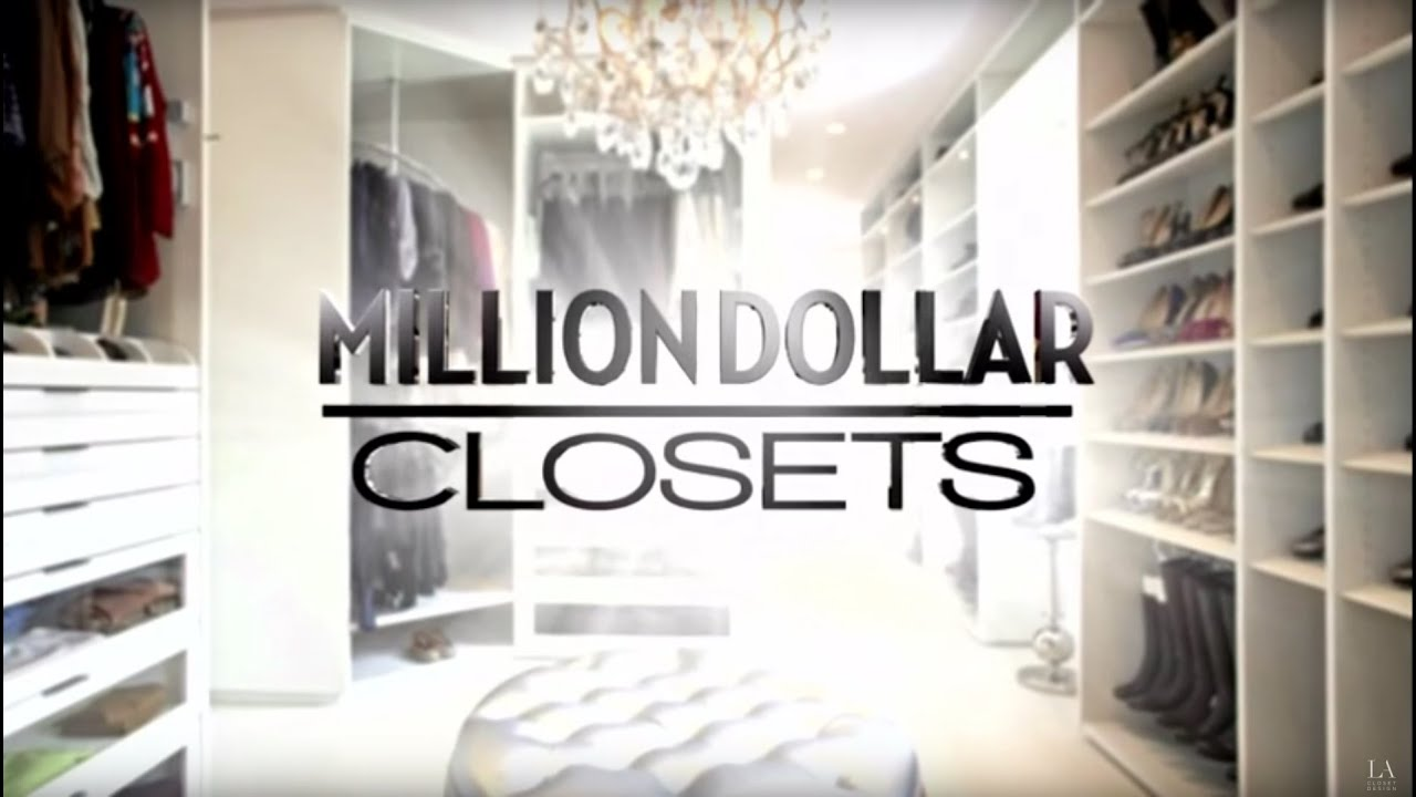 Million Dollar Closets With Lisa Adams Episode 1