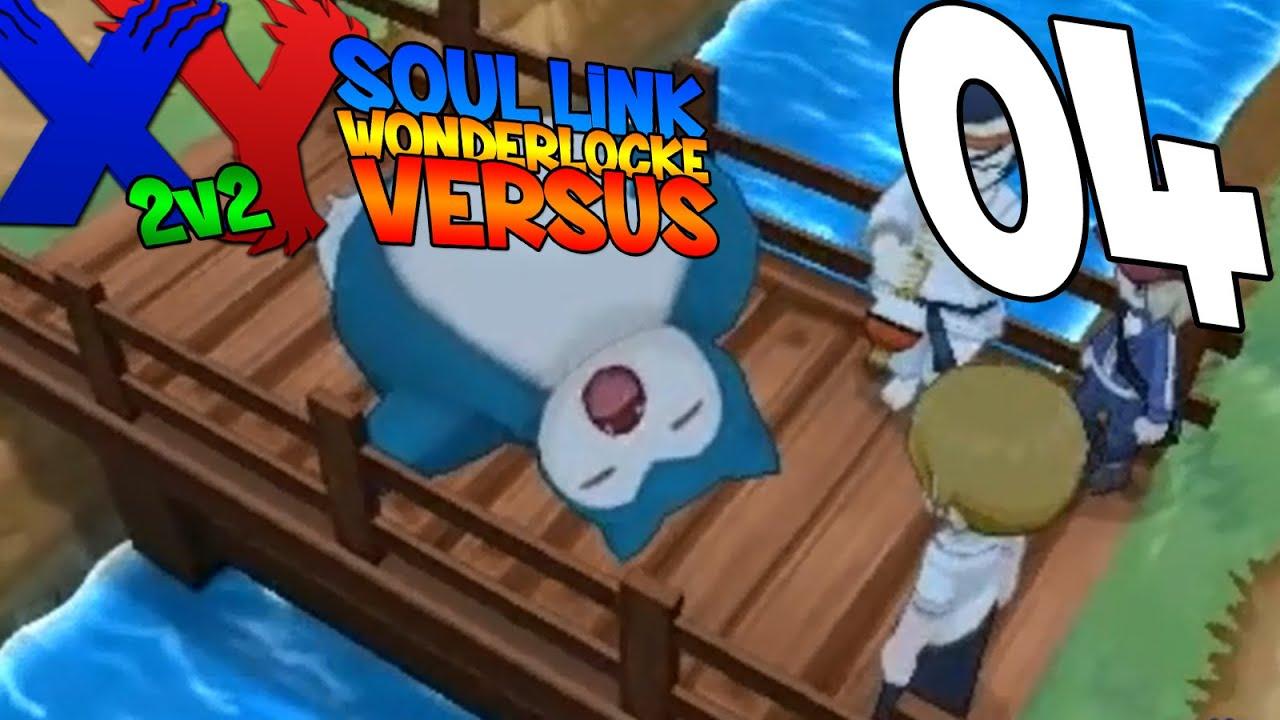 Download Pokémon X/Y Soul Link Wonderlocke Versus 2v2- Let The Puns Begin Ep. 4