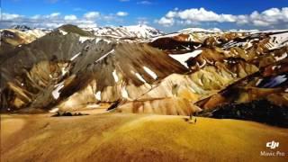 Islandia z drona - trailer (czytaj opis)