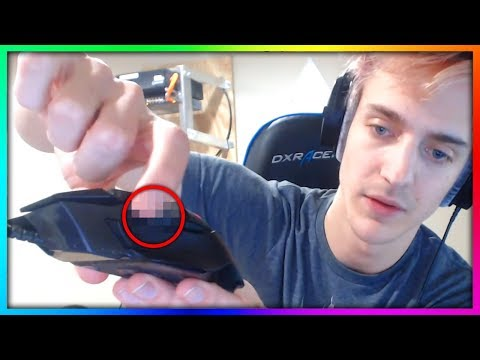 7 Secrets That Ninja Doesn't Want You To Know! (ʘ_ʘ) Fortnite Mouse Trick