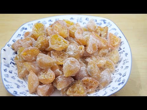 The best way to eat kumquats is very suitable for small snacks for winter consumption.