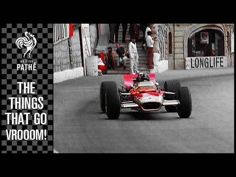 8 Races That Shaped Motorsport | British Pathé