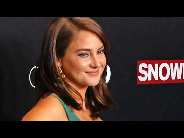 Shailene Woodley Says She's 'Grateful' For Her 'Super F**ked Up' Family