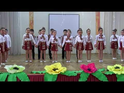 159 Դպրոց 1Բ դասարան, Այբբենարանի հանդես  07․05․2018