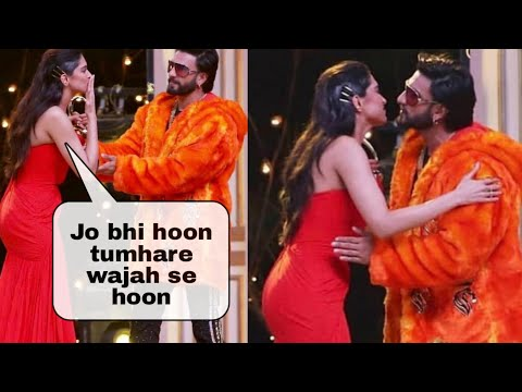 Ranveer Singh Deepika Padukone EMOTIONAL Speech | Zee Cine Awards 2019