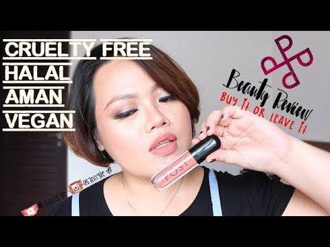 posy-beauty-lipstick-matte-liquid-review-shade-envy