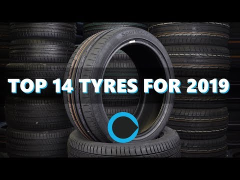 14 of the best car tyres for 2019 [plus epic tyre GIVEAWAY!]