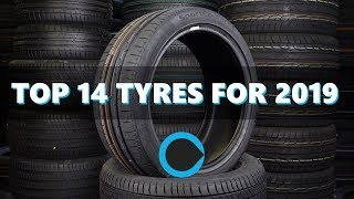 14 of the best car tyres for 2019