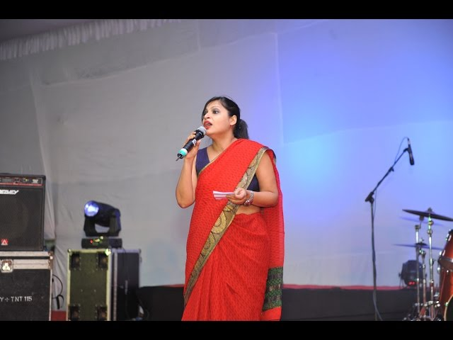 Durga Puja Bangalore, 2016 | Kohal Band | Patsy Cline - Crazy (Cover)