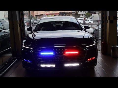 Polis Çakarı   Çakar Lamba   Tepe Lambası ve Siren Uygulamaları ▶️ 4 indir