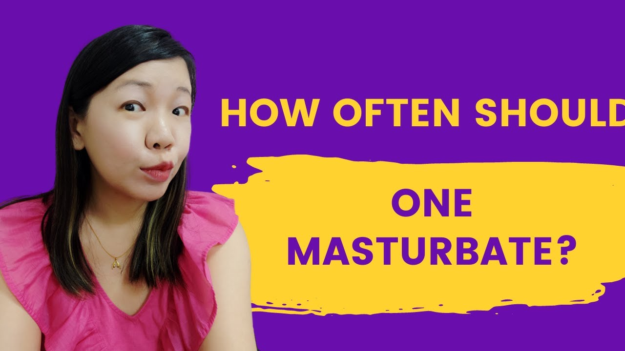 How Often Should One Masturbate - Youtube-2933