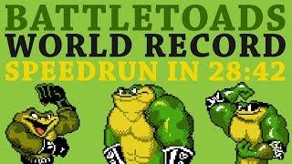 [World Record] Battletoads 100% in 28:42