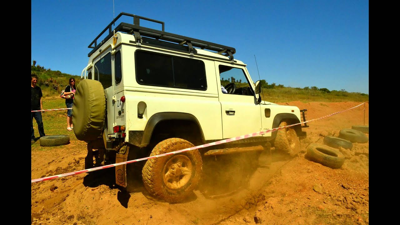 Land Rover Rally 2014