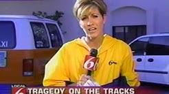 Amtrak AutoTrain Wreck Crescent City Florida 2002