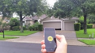 diy bluetooth 4 0 iphone and android garage door opener universal remote