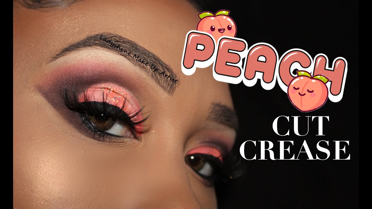 Maquillage Pêche 1 2020 Palette Shy M Black Up How To Do Peach Make Up Tutorial Youtube